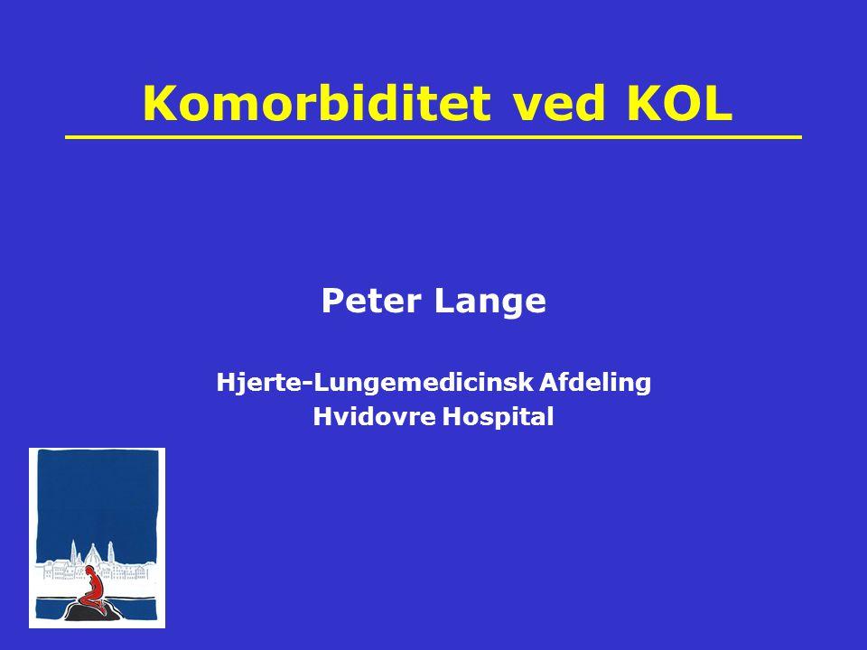 Peter Lange Hjerte-Lungemedicinsk Afdeling Hvidovre Hospital