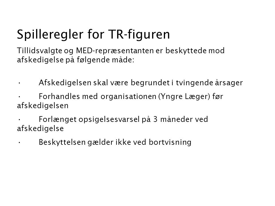 Spilleregler for TR-figuren