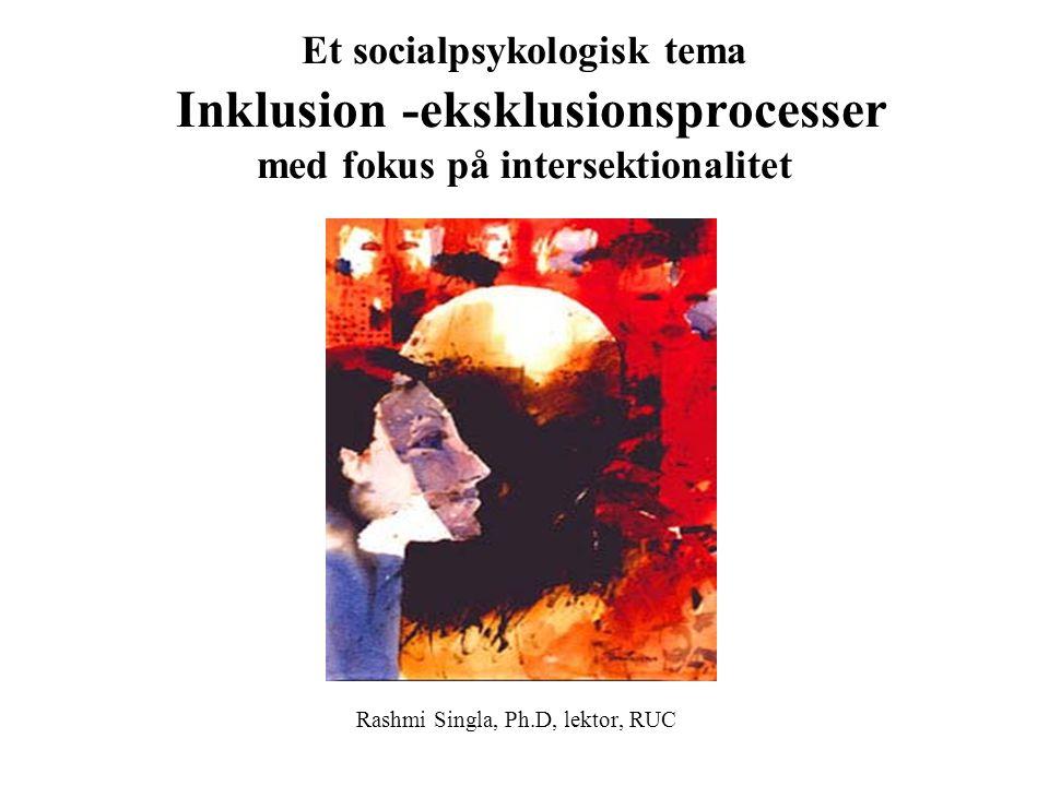 Rashmi Singla, Ph.D, lektor, RUC