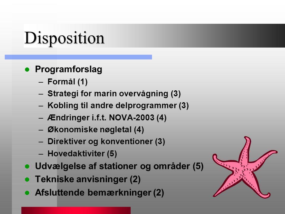 Disposition Programforslag Udvælgelse af stationer og områder (5)