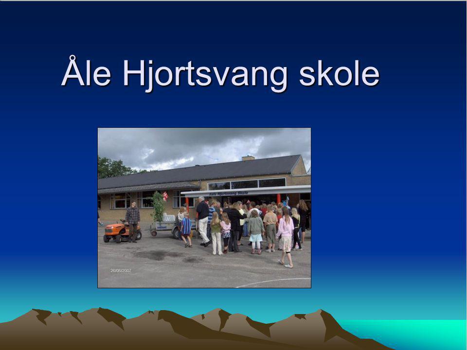 Åle Hjortsvang skole