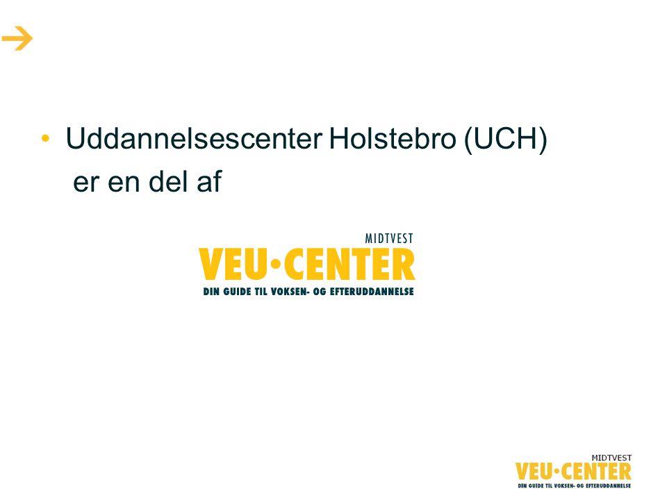 Uddannelsescenter Holstebro (UCH)