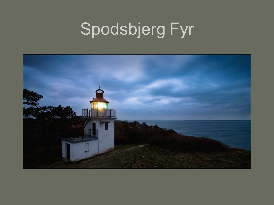 Spodsbjerg Fyr