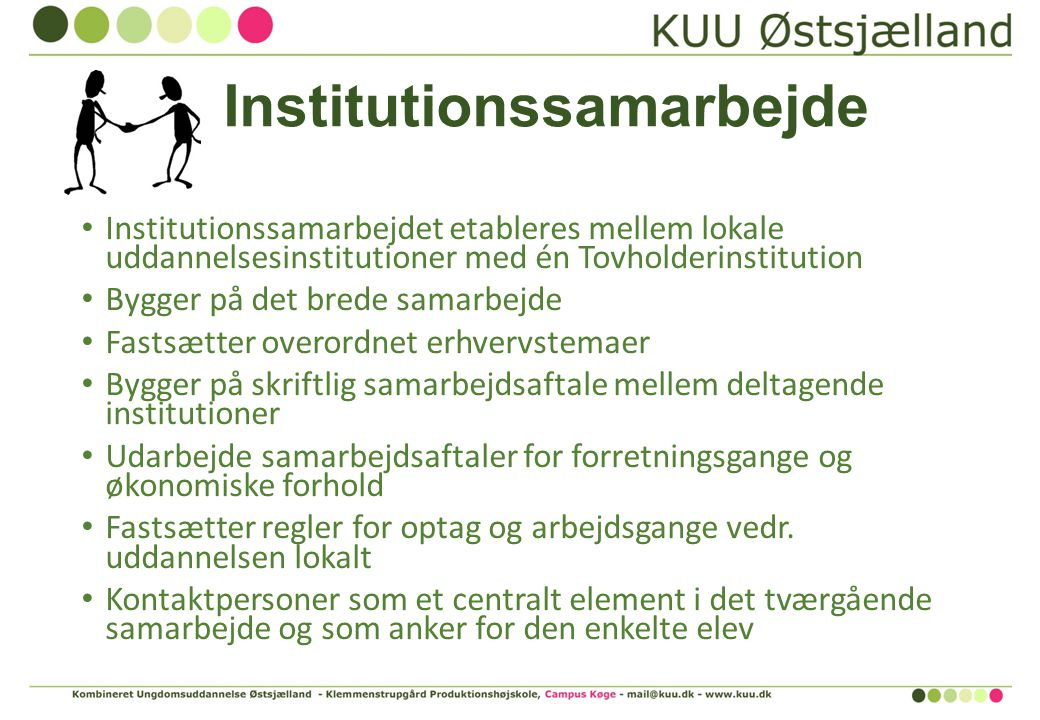 Institutionssamarbejde