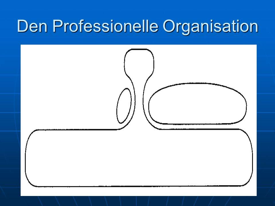 Den Professionelle Organisation