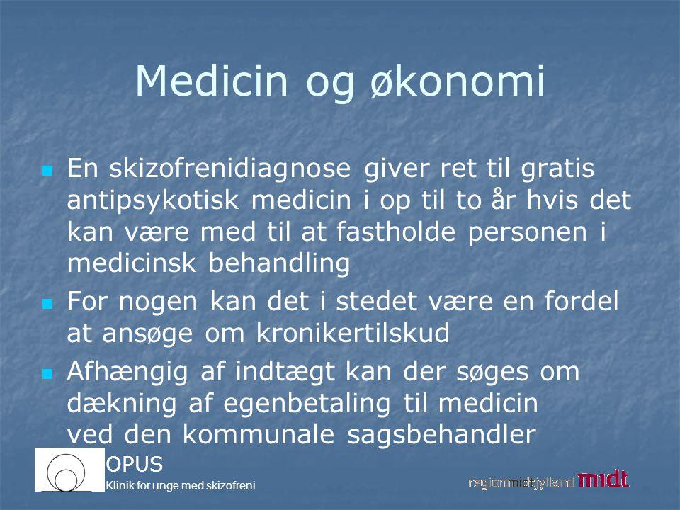 Medicin og økonomi