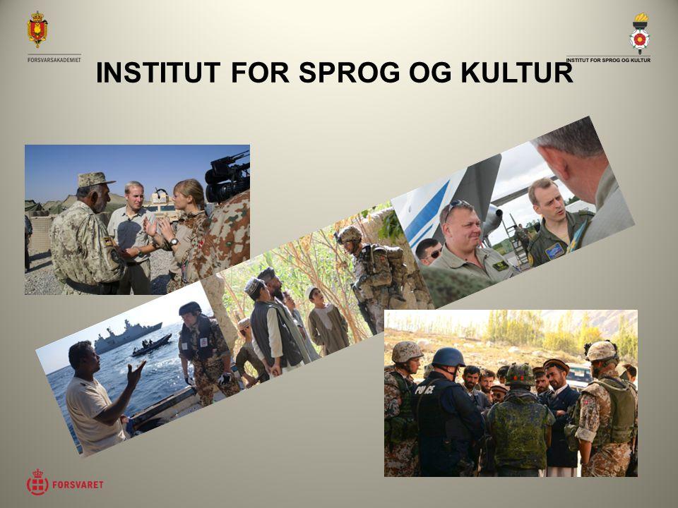 INSTITUT FOR SPROG OG KULTUR