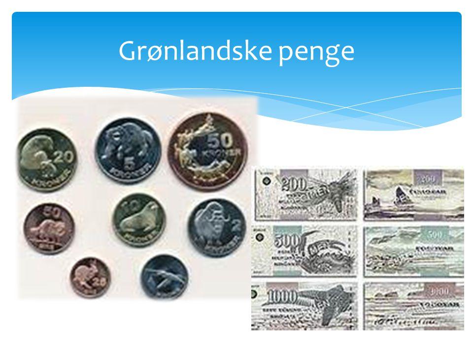 Grønlandske penge