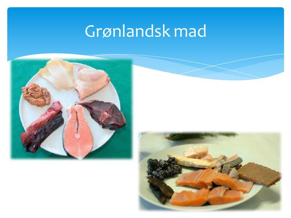 Grønlandsk mad