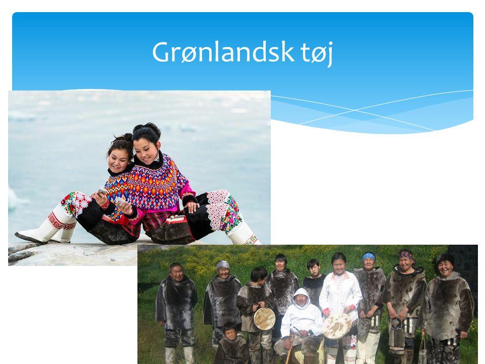 Grønlandsk tøj
