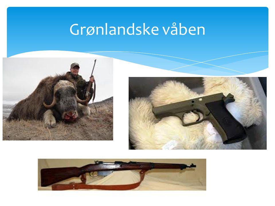 Grønlandske våben