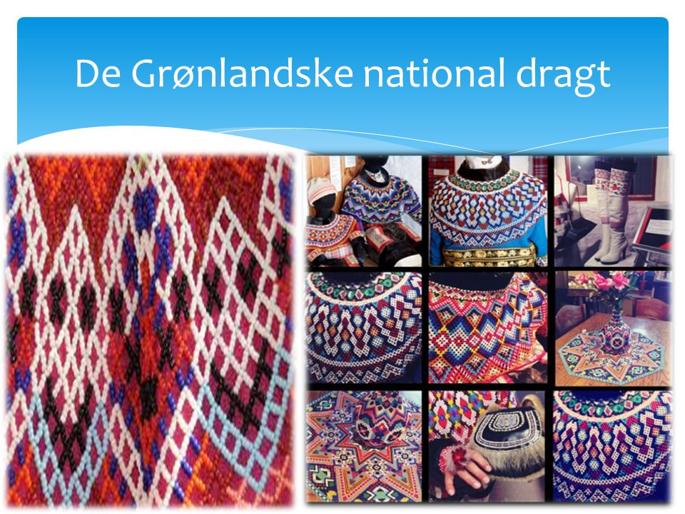 De Grønlandske national dragt