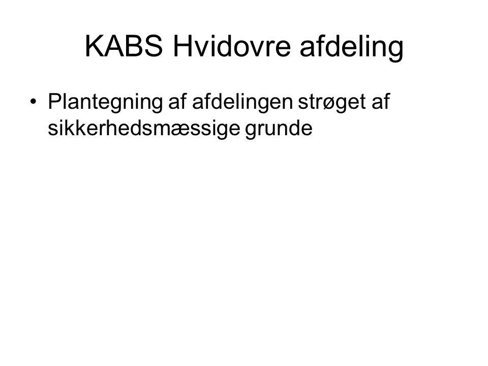 KABS Hvidovre afdeling
