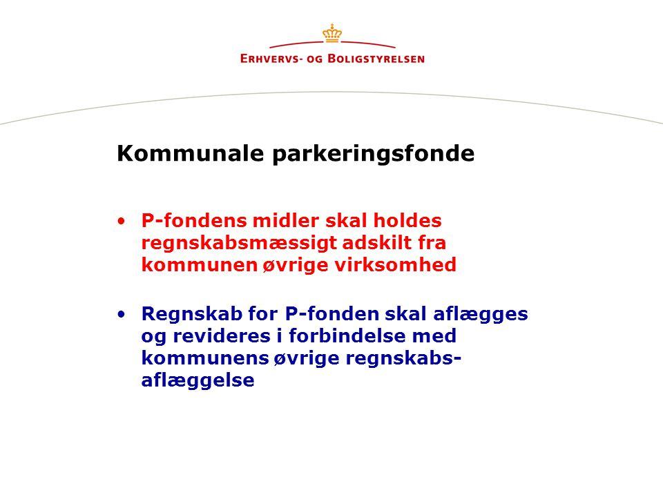 Kommunale parkeringsfonde