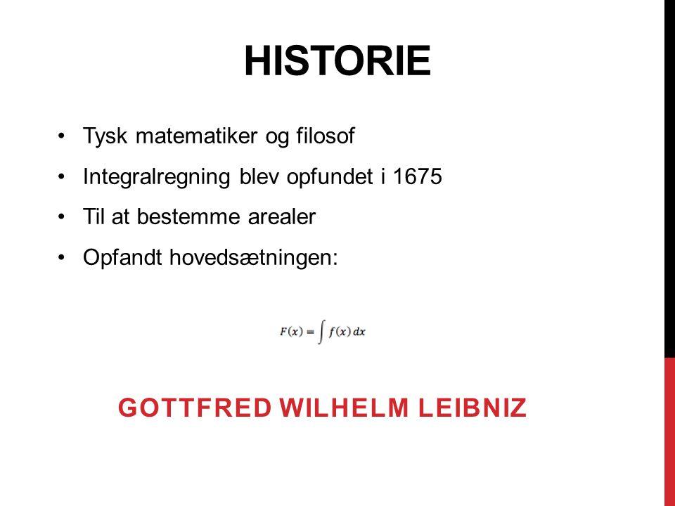 Gottfred Wilhelm Leibniz