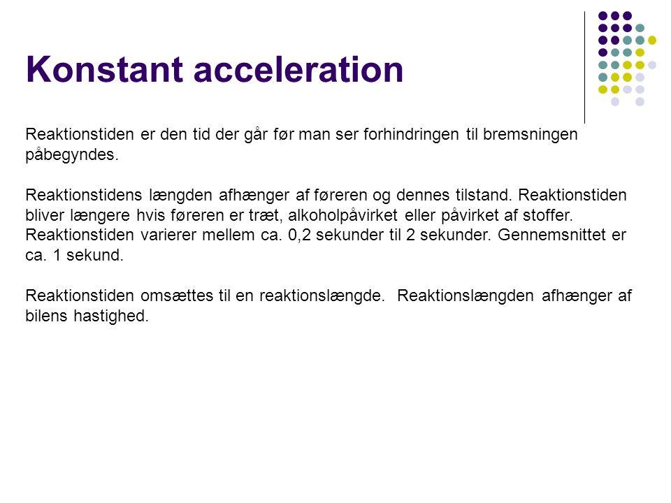 hvad betyder acceleration