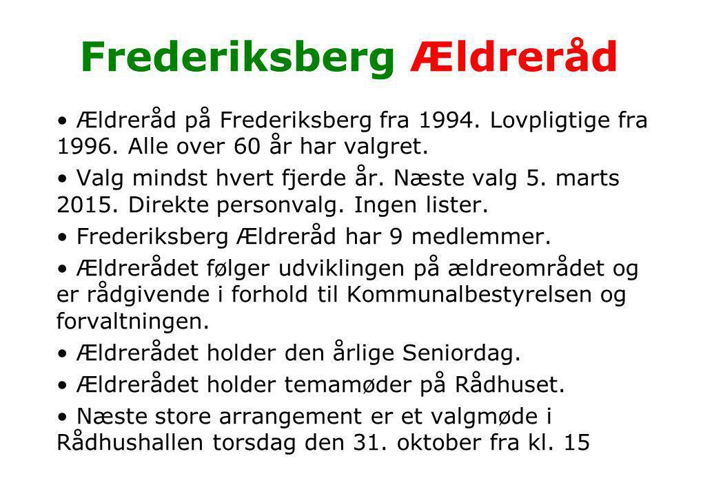 Frederiksberg Ældreråd