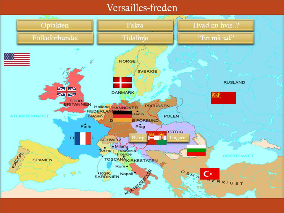 Versailles-freden Optakten Fakta Hvad nu hvis.. Folkeforbundet