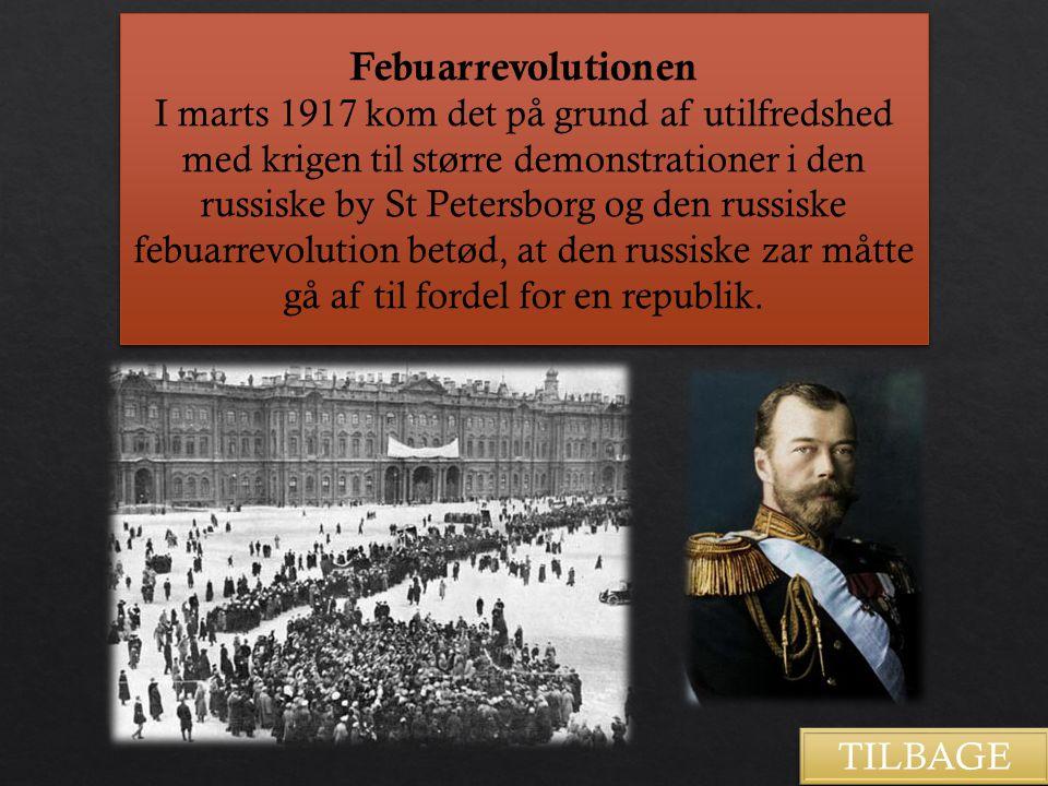 Februarrevolutionen Febuarrevolutionen