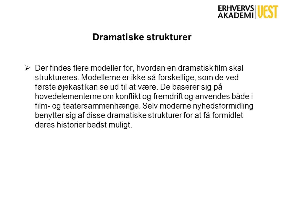 Dramatiske strukturer