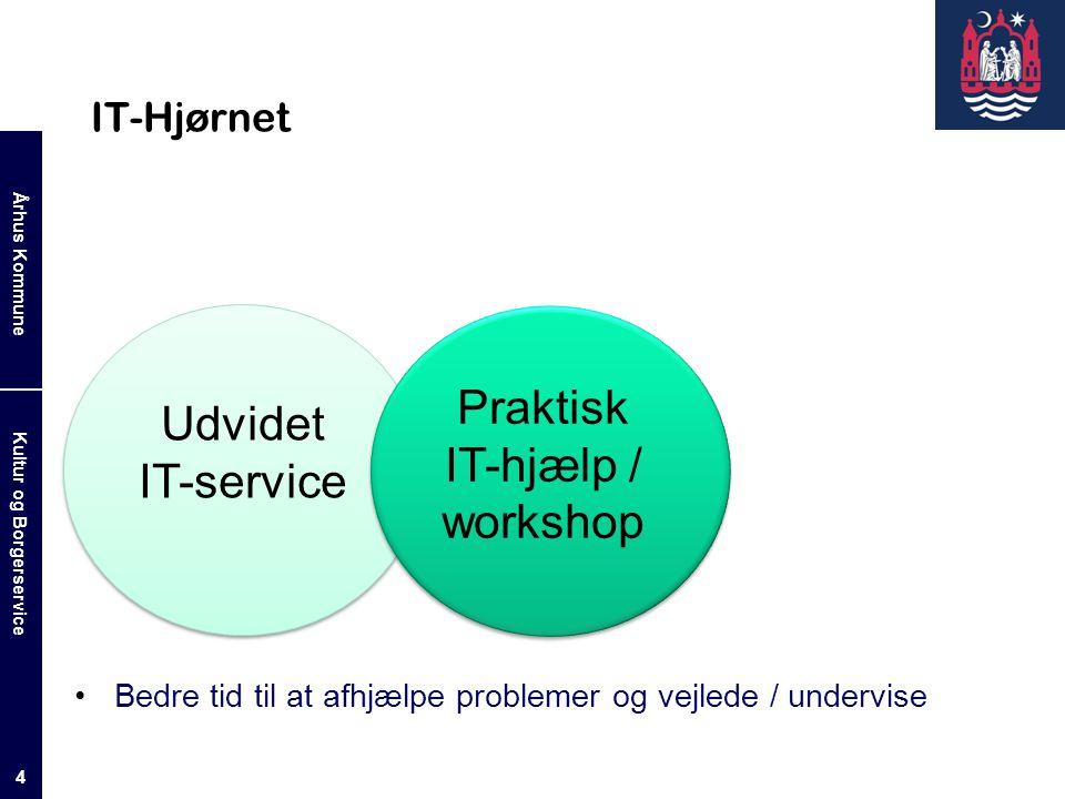 Praktisk IT-hjælp / workshop