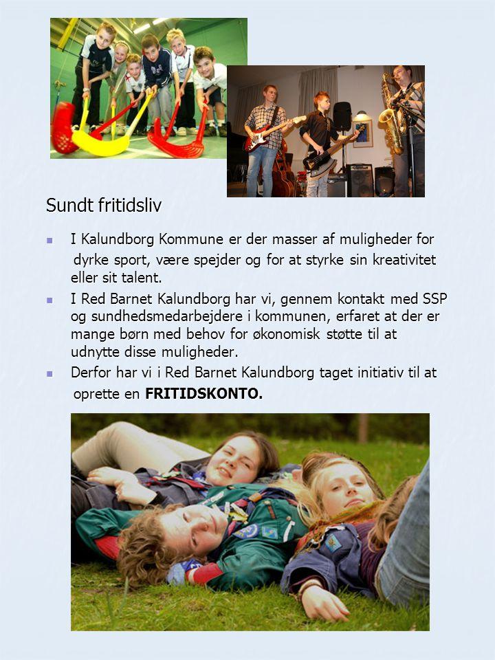 Sundt fritidsliv I Kalundborg Kommune er der masser af muligheder for