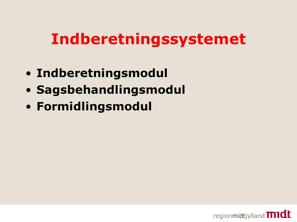 Indberetningssystemet