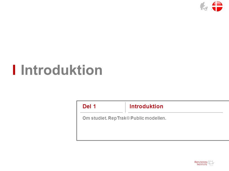 I Introduktion Del 1 Introduktion