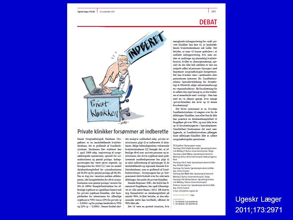 Ugeskr Læger 2011;173:2971