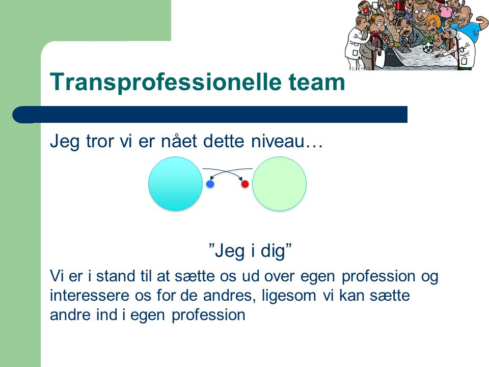 Transprofessionelle team