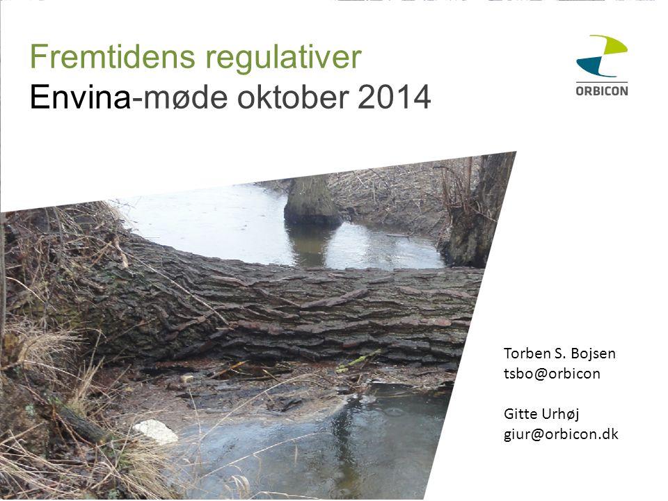 Fremtidens regulativer Envina-møde oktober 2014