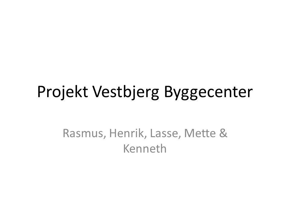 Projekt Vestbjerg Byggecenter