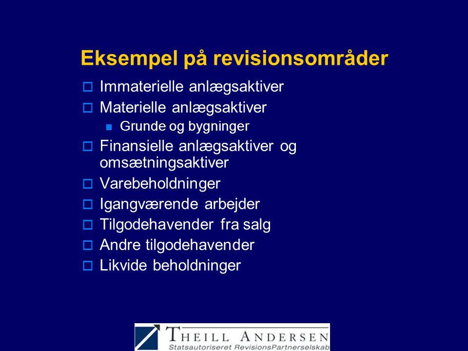 Statsautoriseret revisor Ove Frederiksen - ppt download