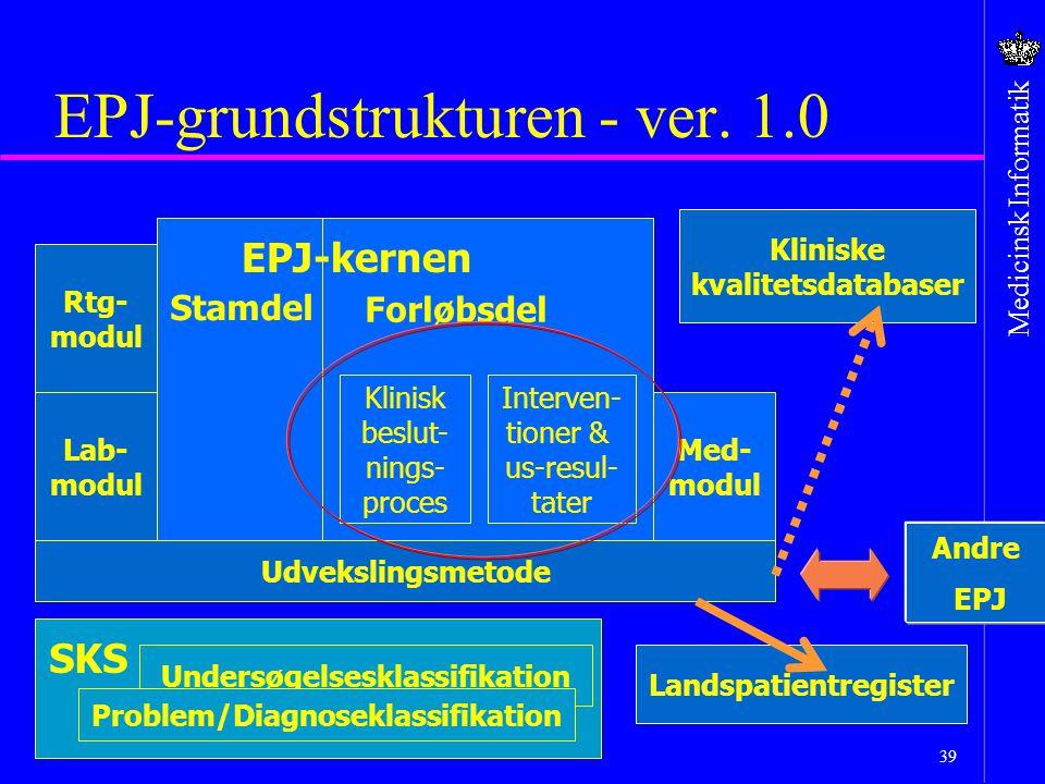 EPJ-grundstrukturen - ver. 1.0
