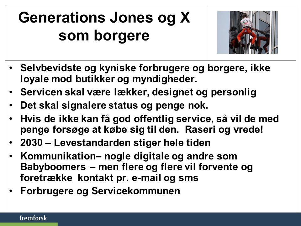 Generations Jones og X som borgere