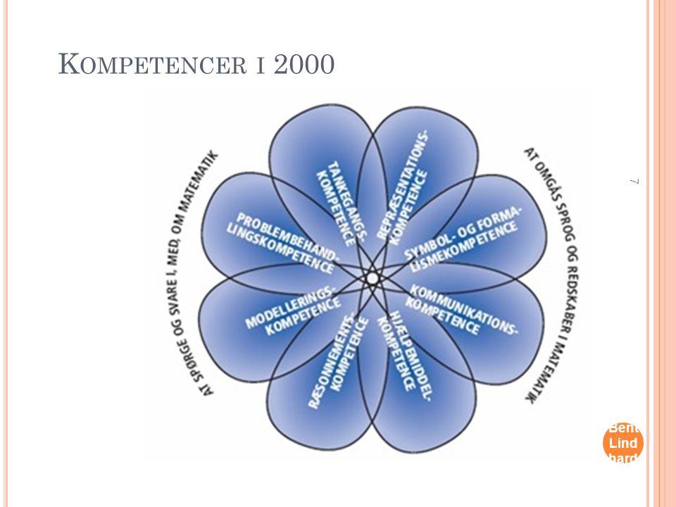 Kompetencer i 2000 Bent Lindhardt