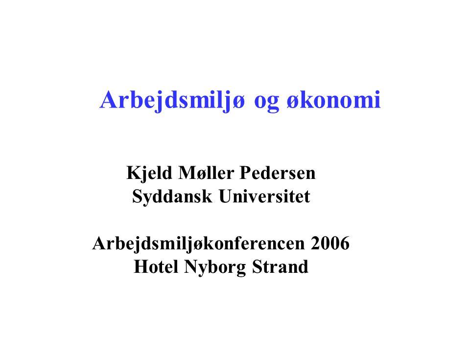 Arbejdsmiljøkonferencen 2006