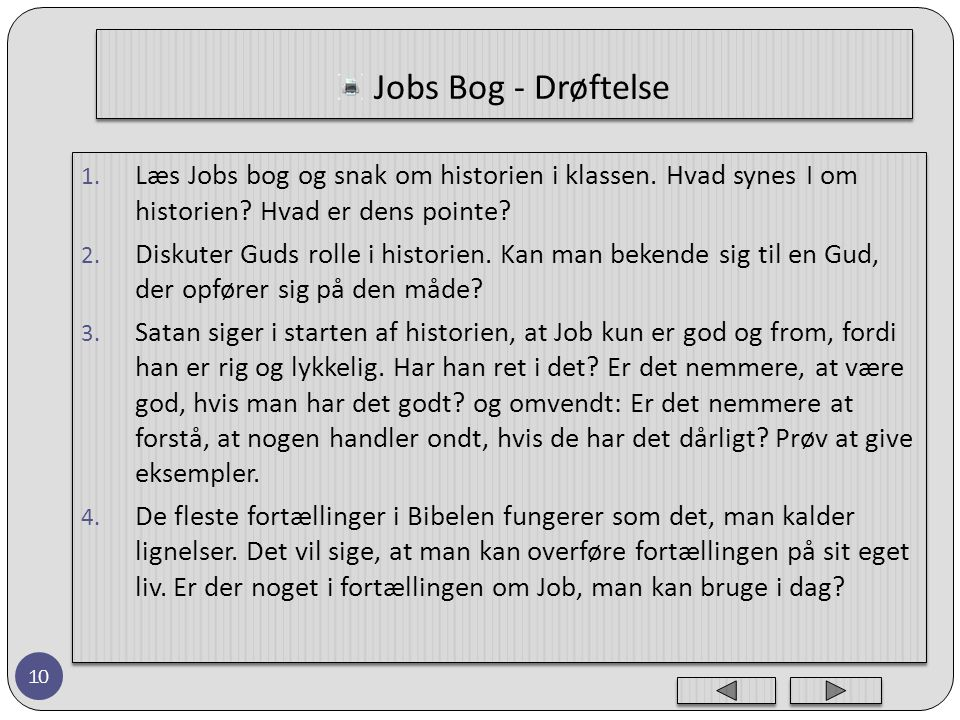 klasse Livet på godt og ondt - Lidelsen - Adams Æbler - ppt video online download