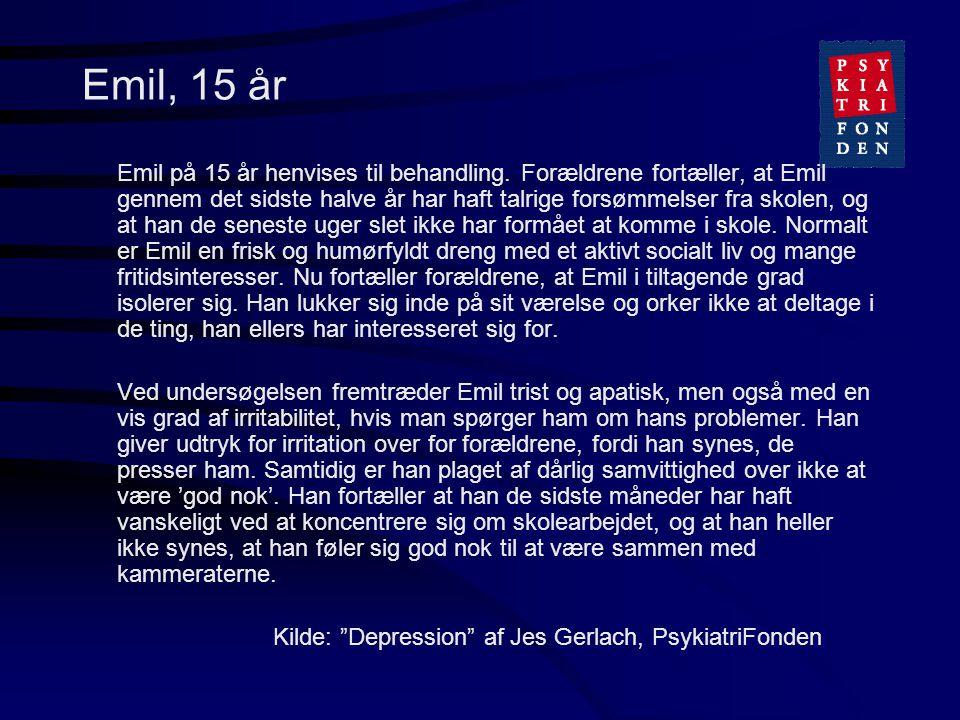 Emil, 15 år