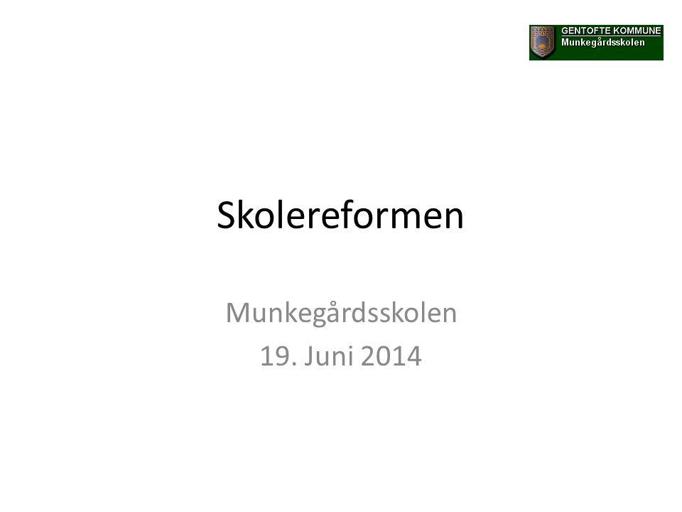 Munkegårdsskolen 19. Juni 2014
