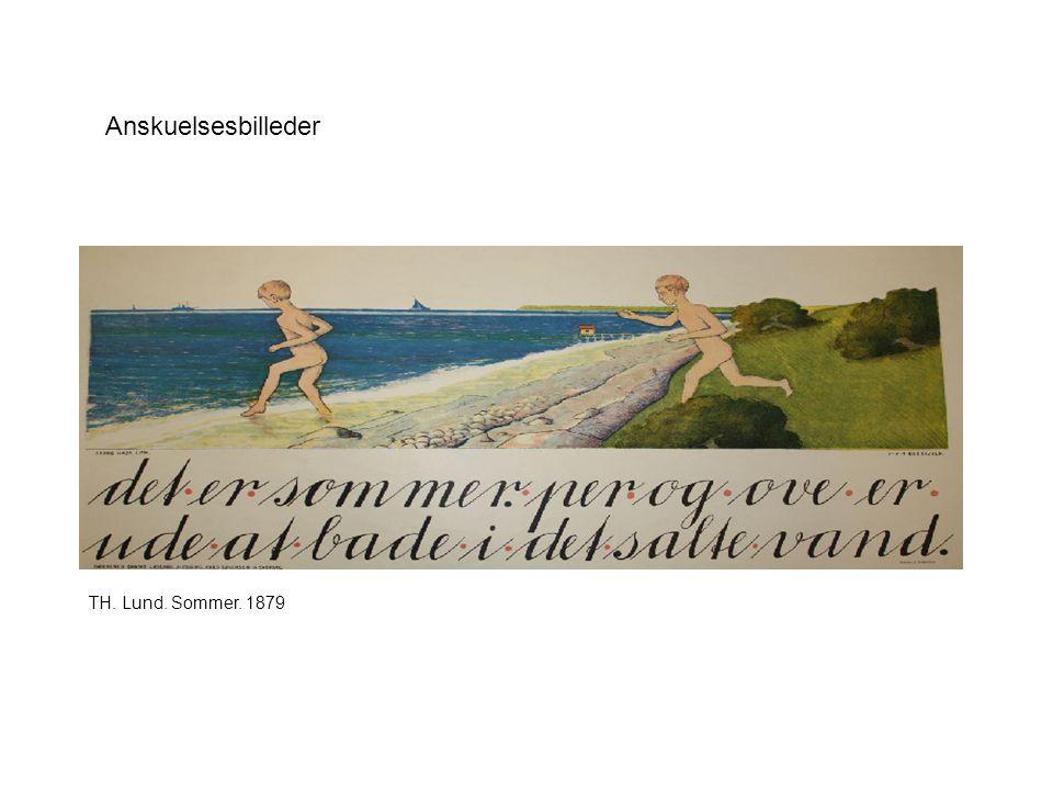 Anskuelsesbilleder Kreditering: TH. Lund. Sommer. 1879
