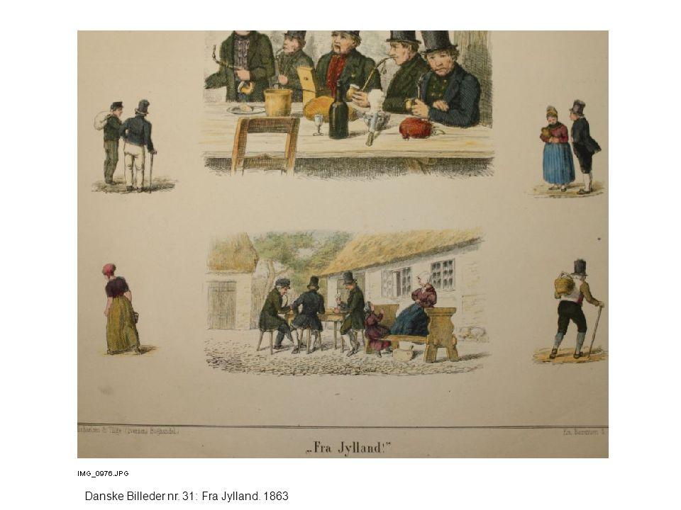 Danske Billeder nr. 31: Fra Jylland. 1863