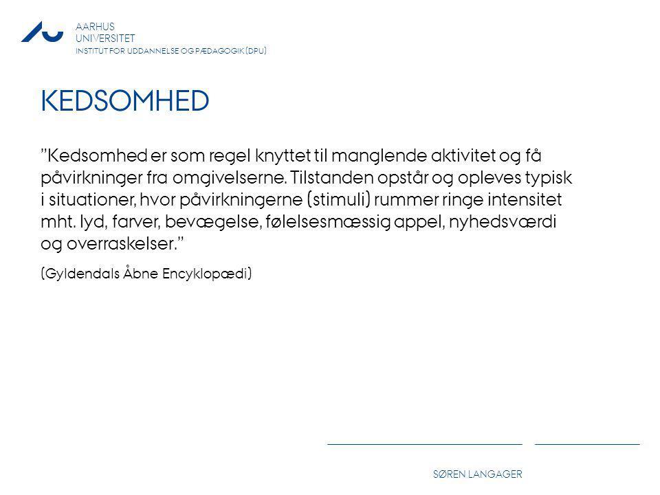 KEDSOMHED