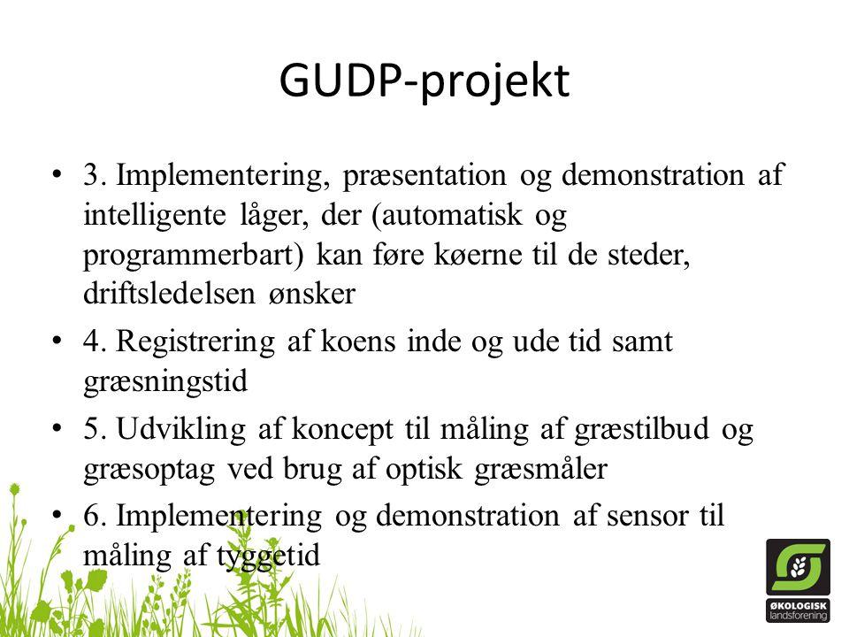 GUDP-projekt