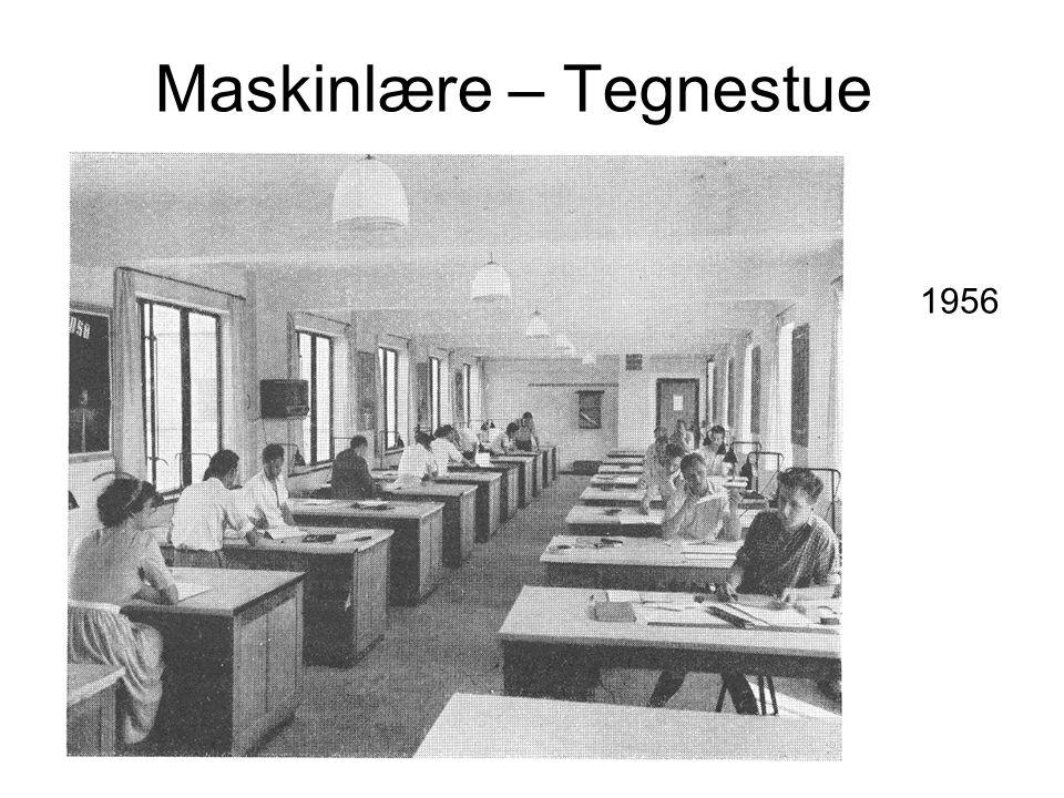 Maskinlære – Tegnestue