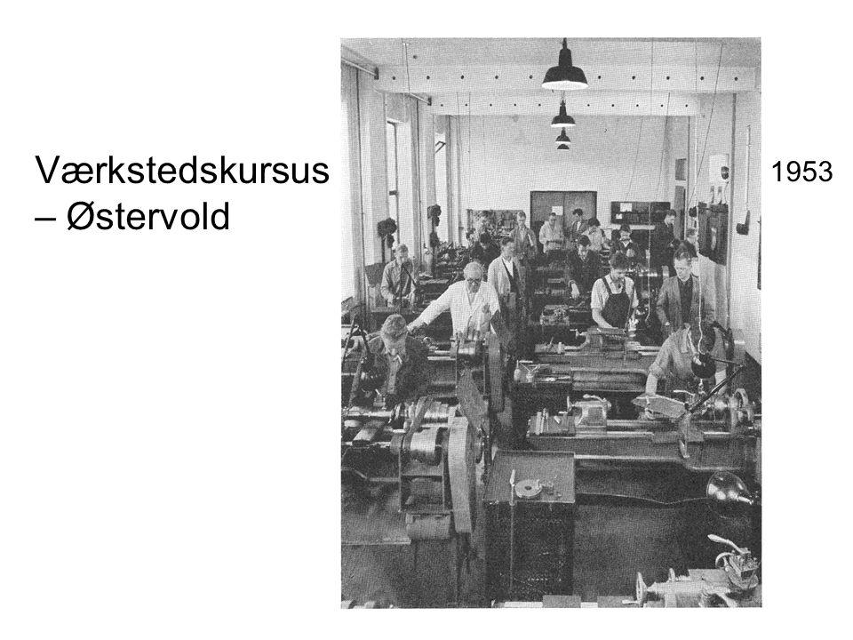 Værkstedskursus – Østervold