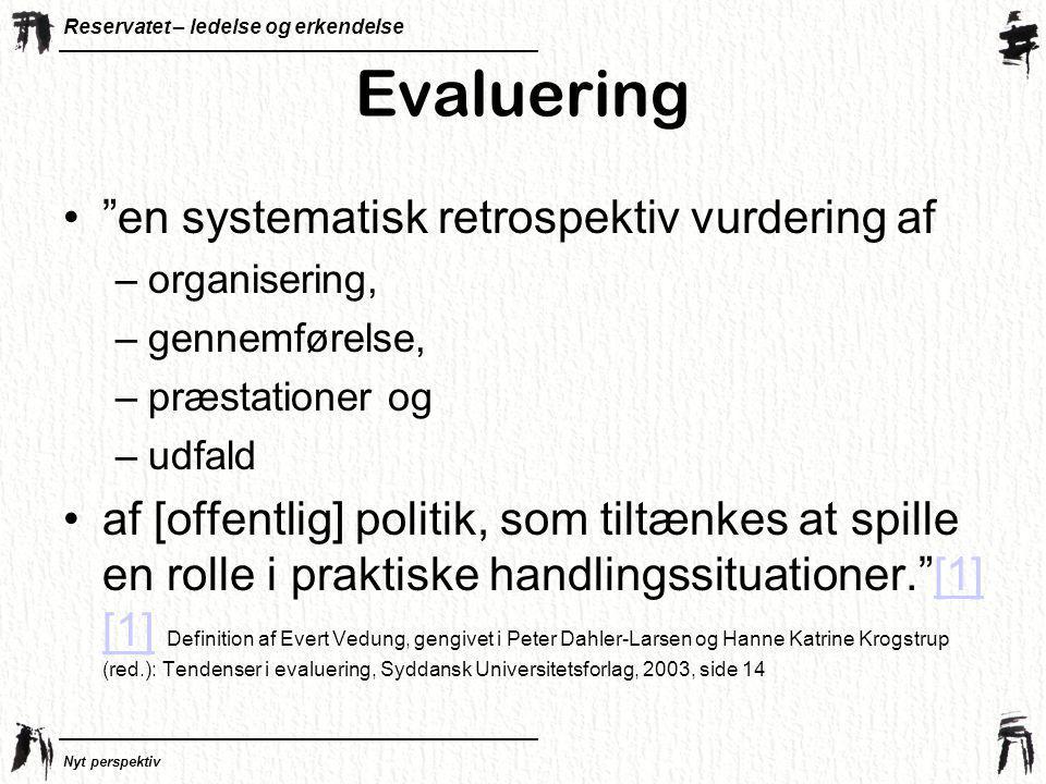 Reservatet Kapitel 3: Det analytiske perspektiv Erik Staunstrup - ppt download