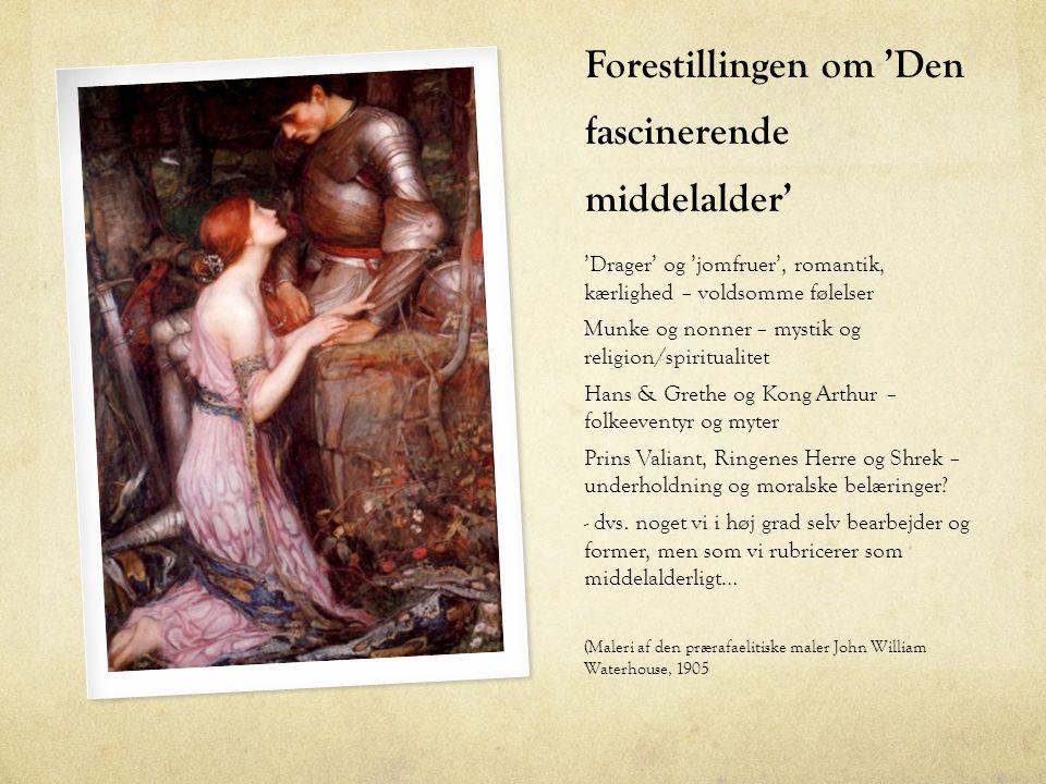 middelalderlig maleri fedt gamle damer
