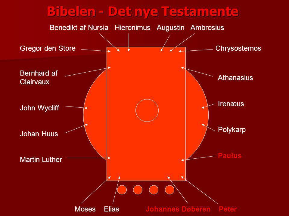 Bibelen - Det nye Testamente