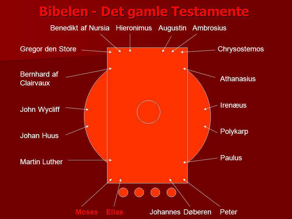 Bibelen - Det gamle Testamente